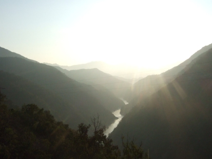 ganga himalayas india