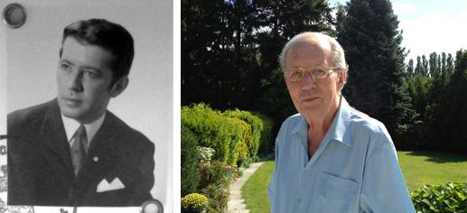 Mein Vater – April 1973 und vor einem Jahr im August 2012, (* 1936, † 09.August 2013)